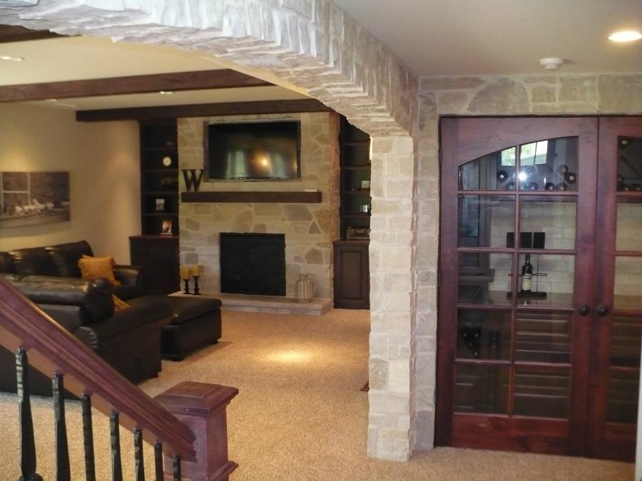 Basement Finishing Complete Handyman Inspiration Basement Remodeling Madison Wi