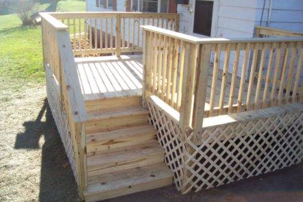 decks complete handyman